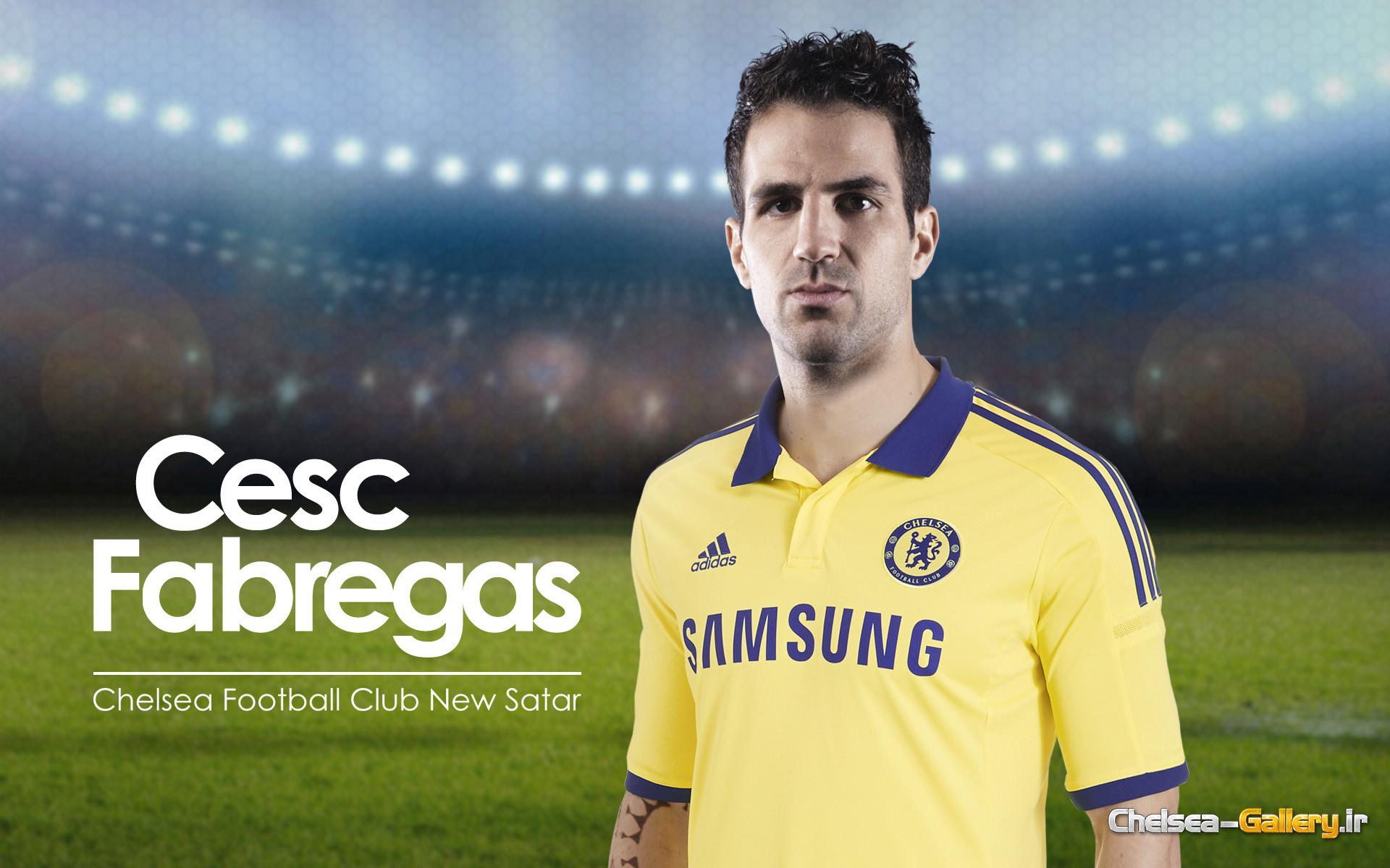 HD Chelsea FC Wallpaper Cesc Fabregas Wallpapers Arsenal 1920x1200