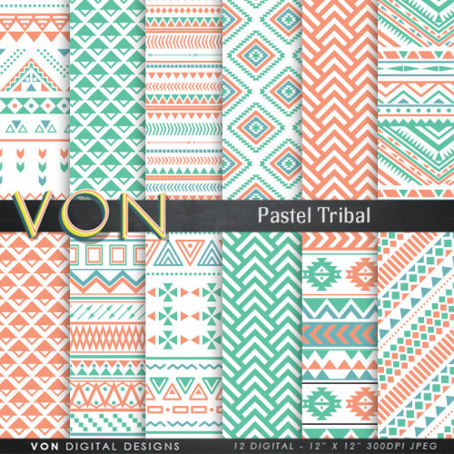 7 Best Images of Aztec Print Tumblr   Aztec Tribal 500x500