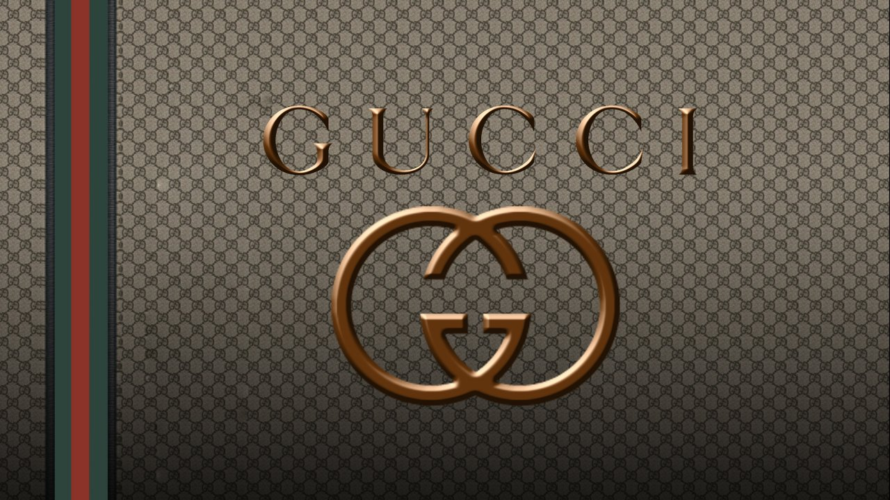 Gucci Logo Wallpapers HD Pictures Images Download 4k 1280x720
