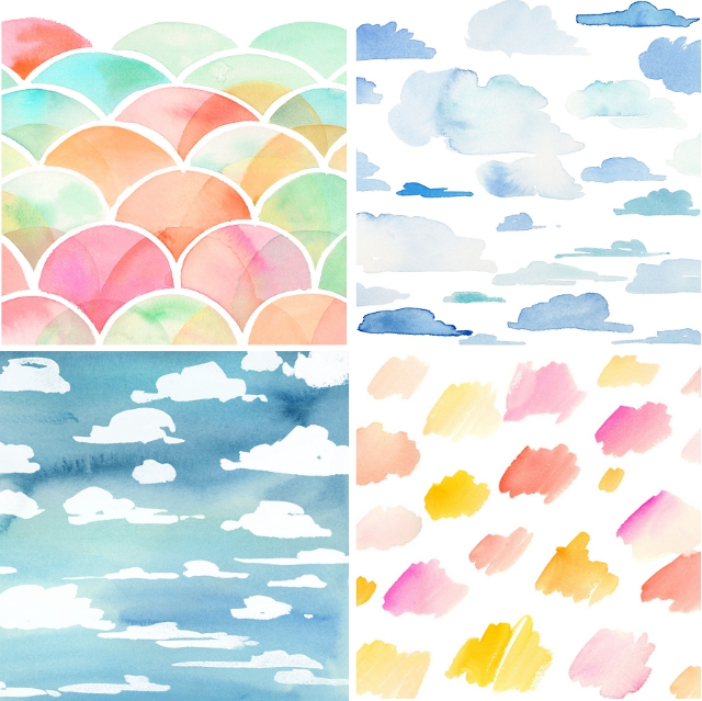 PRETTY PASTEL CLOUD DESKTOP BACKGROUNDS Gathering Beauty 640x639