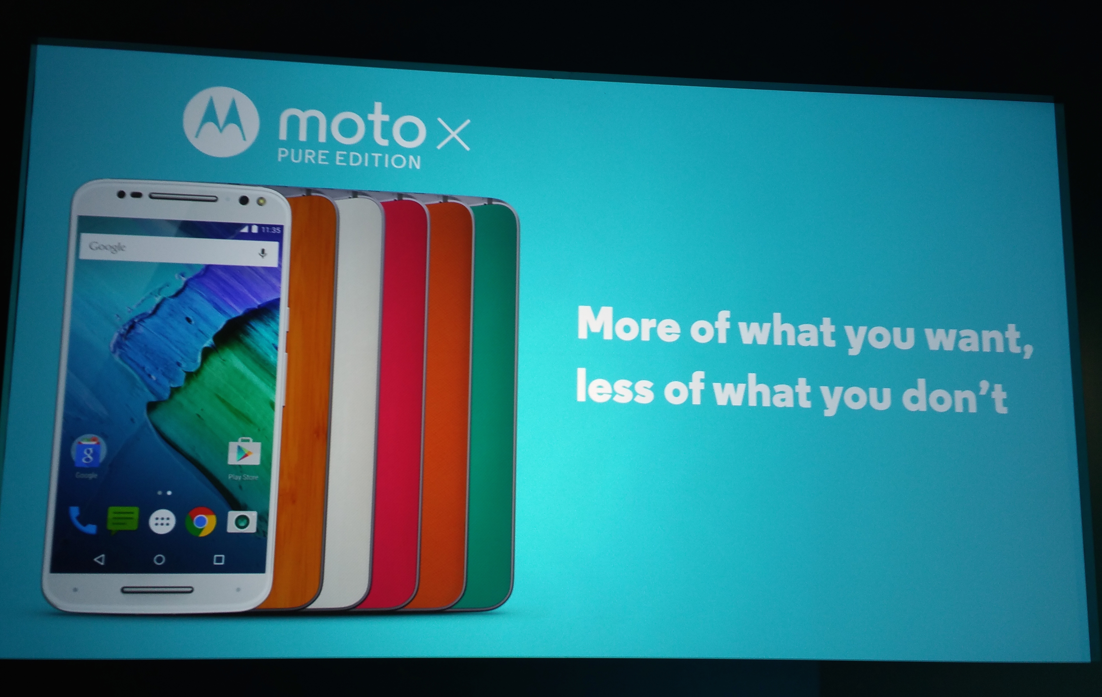 Motorola Announces The 57 Inch Moto X Style Its Latest Flagship 3836x2428