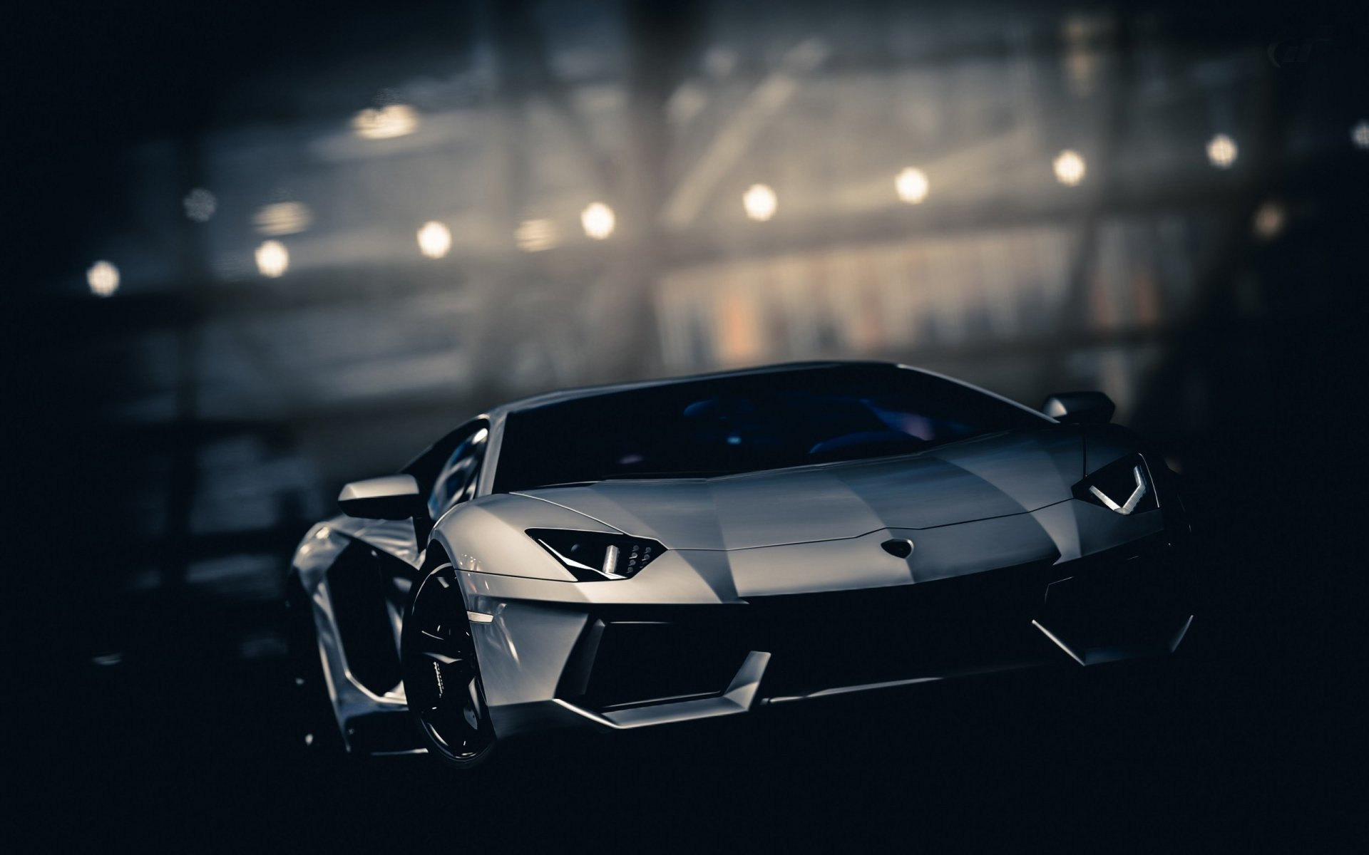 Lamborghini Aventador black wallpaper in Cars   Vehicles wallpapers 1920x1200