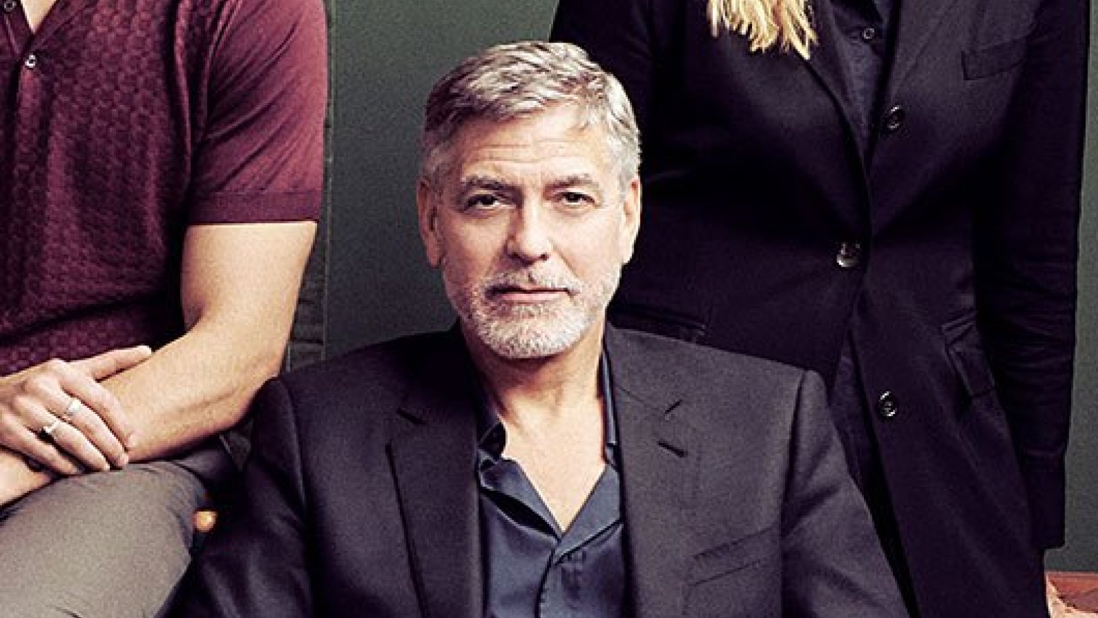 George Clooney Thought He Was Going to Die After Motorcycle Crash 1600x900