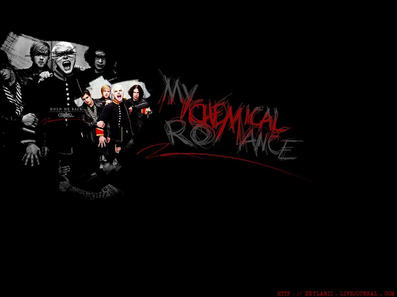 My Chemical Romance Wallpaper Perfect Wallpaper 1600x1199