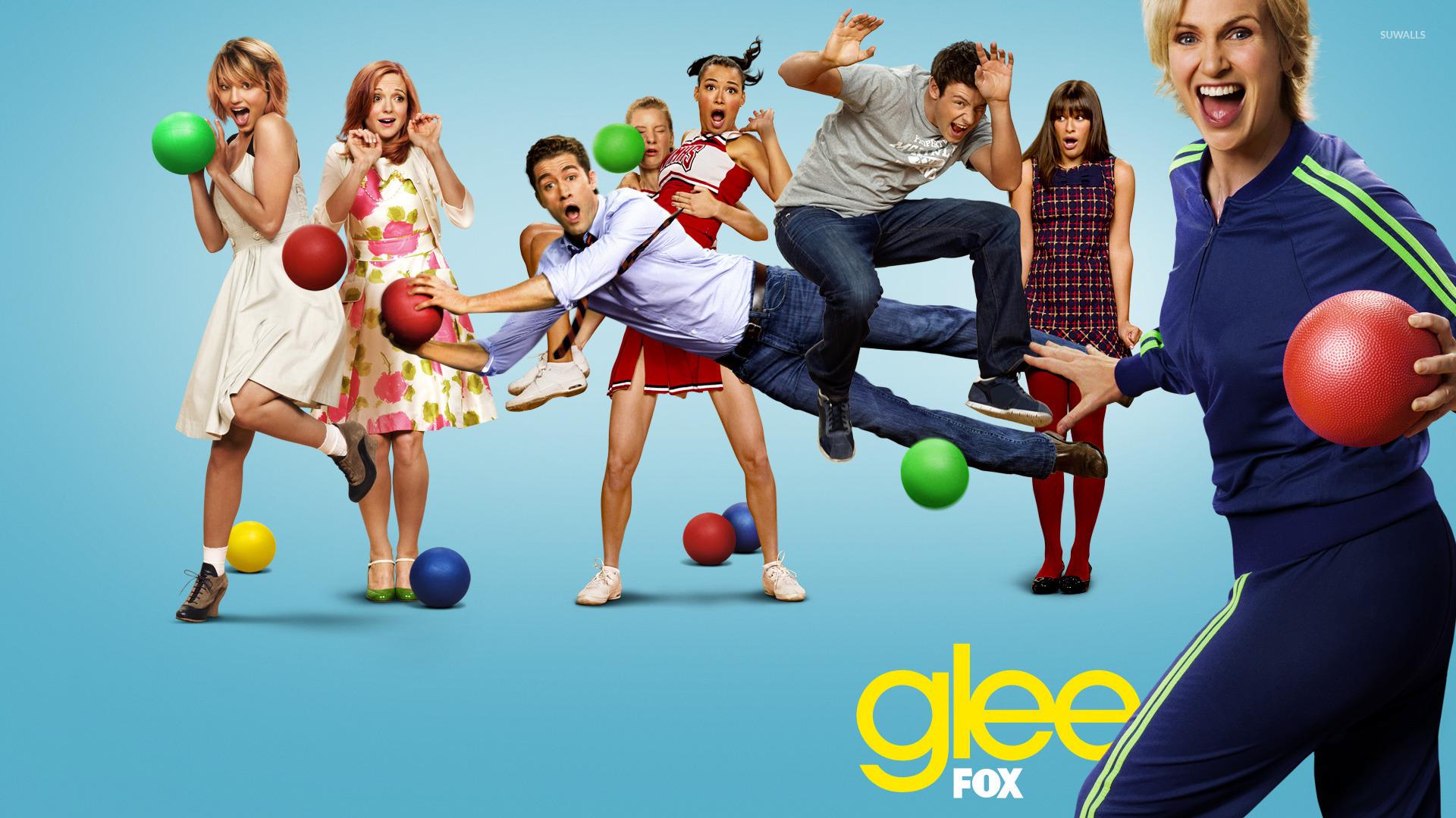 Glee wallpaper   TV Show wallpapers   12542 1920x1080