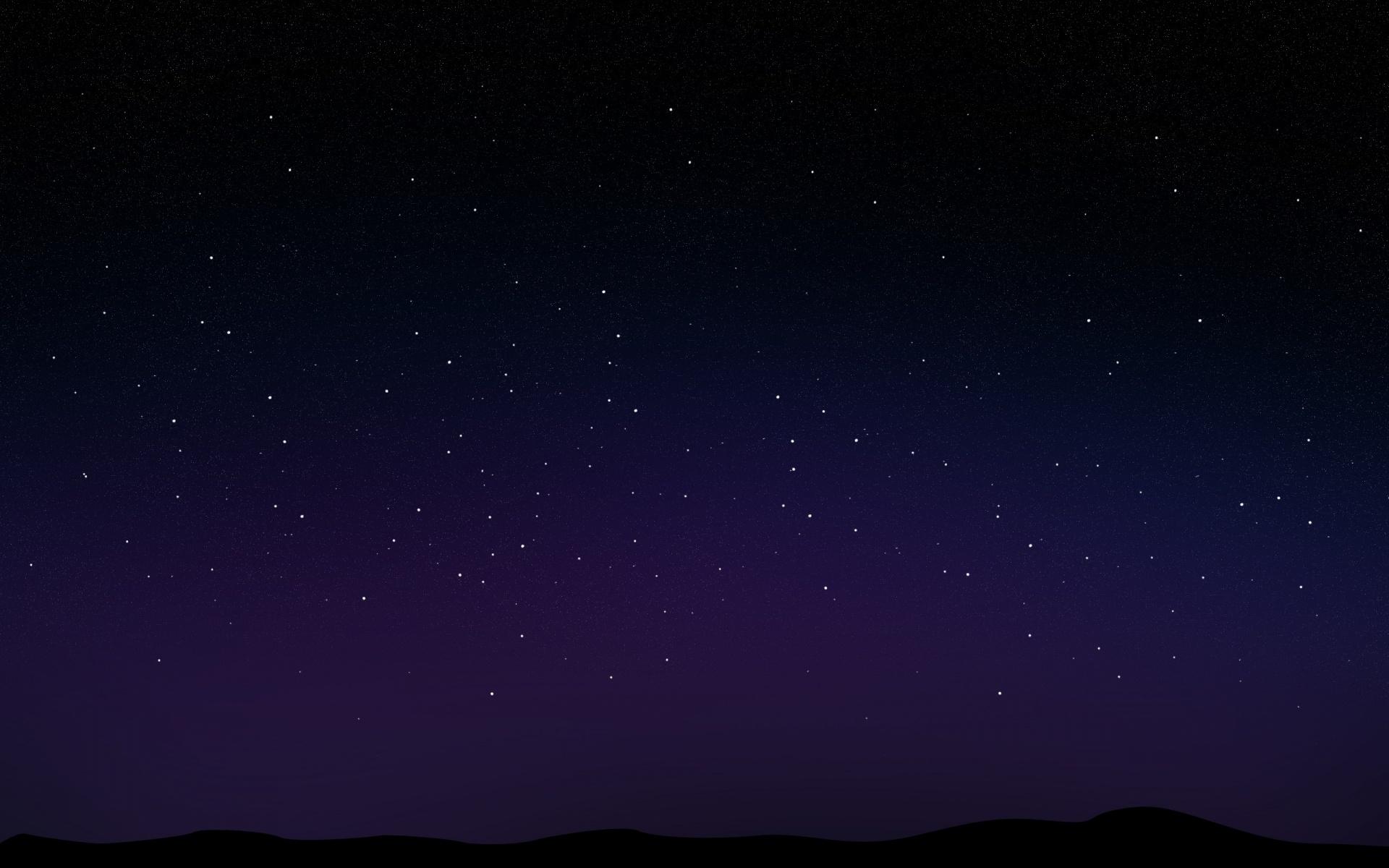 Dark Night Sky Images amp Pictures   Becuo 1920x1200