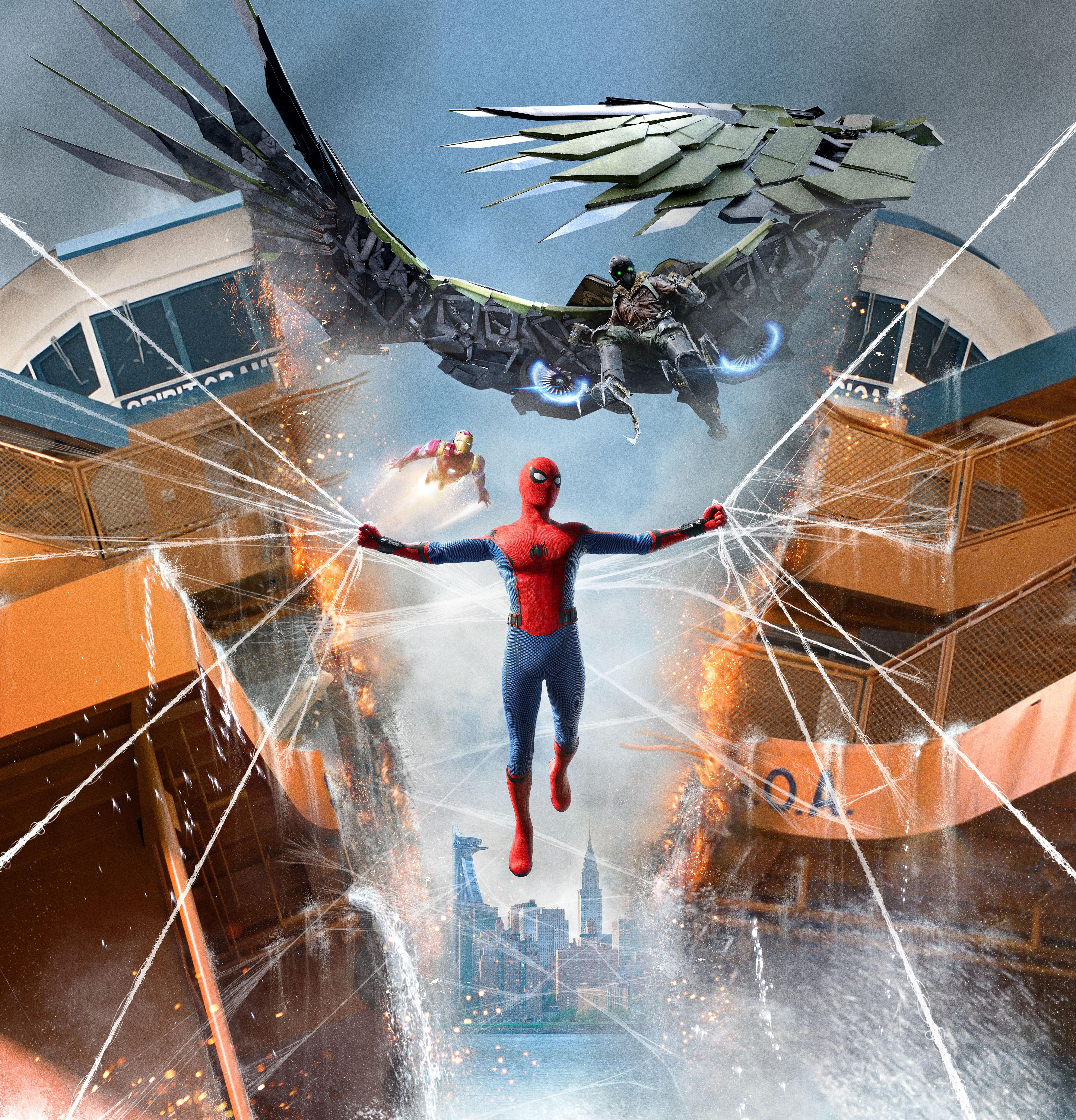 Captain America Civil War illustration HD wallpaper Wallpaper Flare 5041x5245