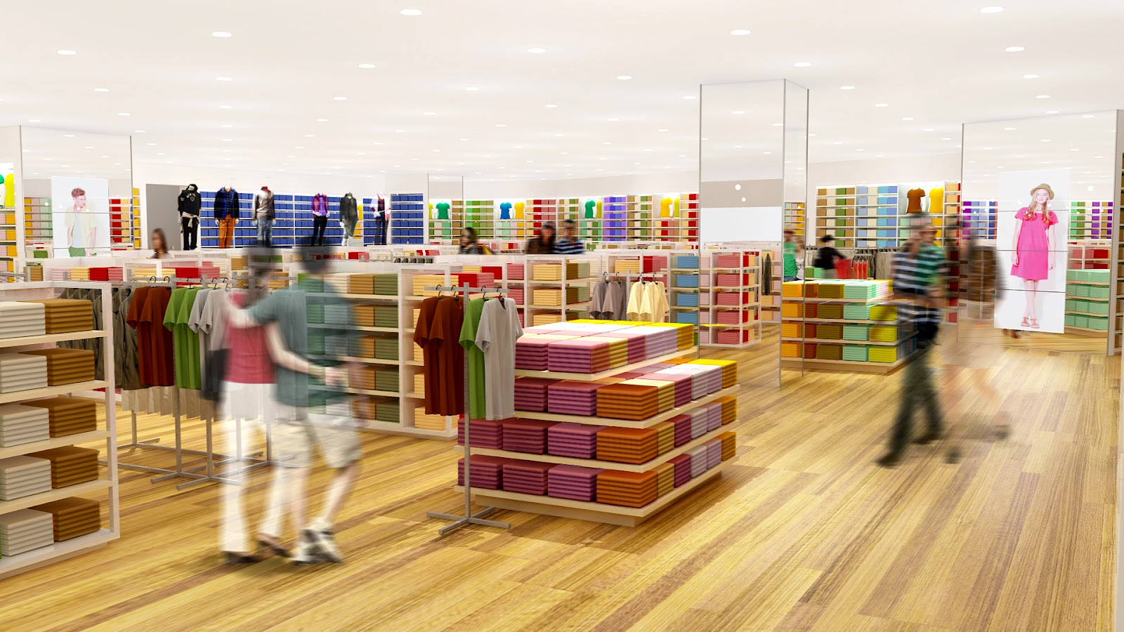 UNIQLO Opens First Retail Store In the Philippines THE WEB MAGAZINE 1600x900