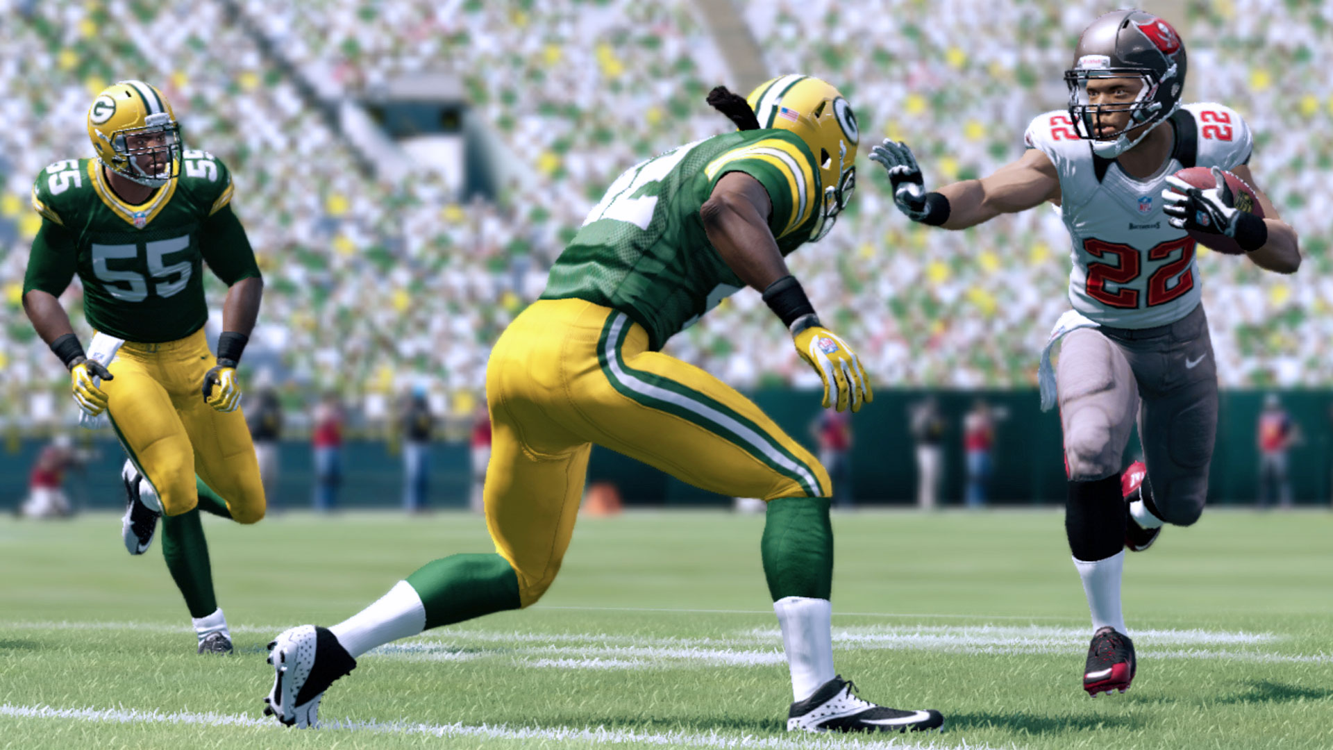 Download Epic Madden NFL Mobile Gameplay Wallpaper 19201080 for 1920x1080