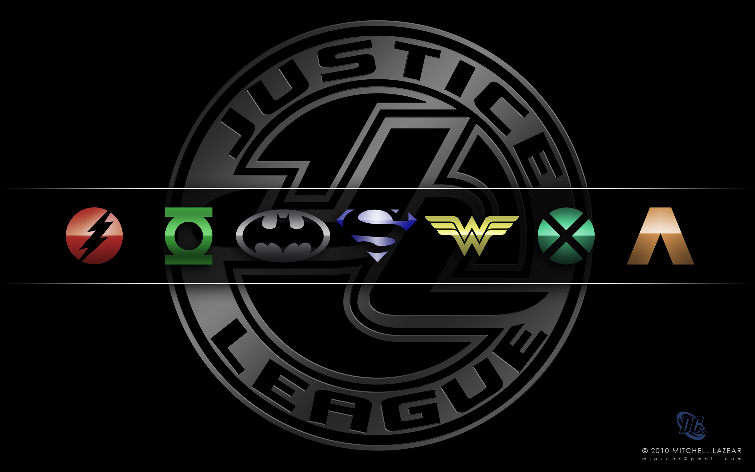 Justice League   Fandoms Wallpaper 30864617 2560x1600
