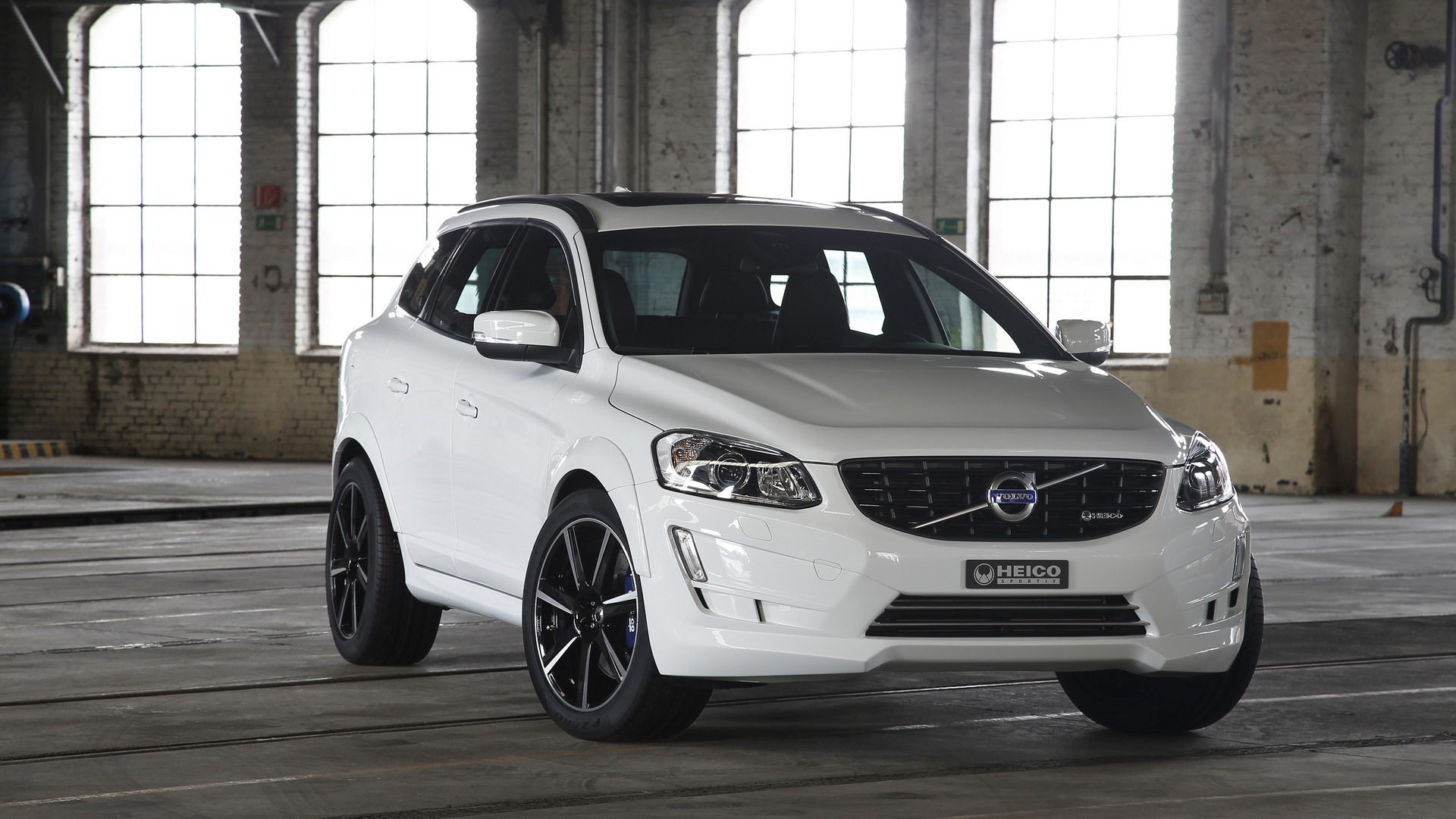 HEICO SPORTIV Volvo XC60 photos and wallpapers   tuningnewsnet 1920x1080