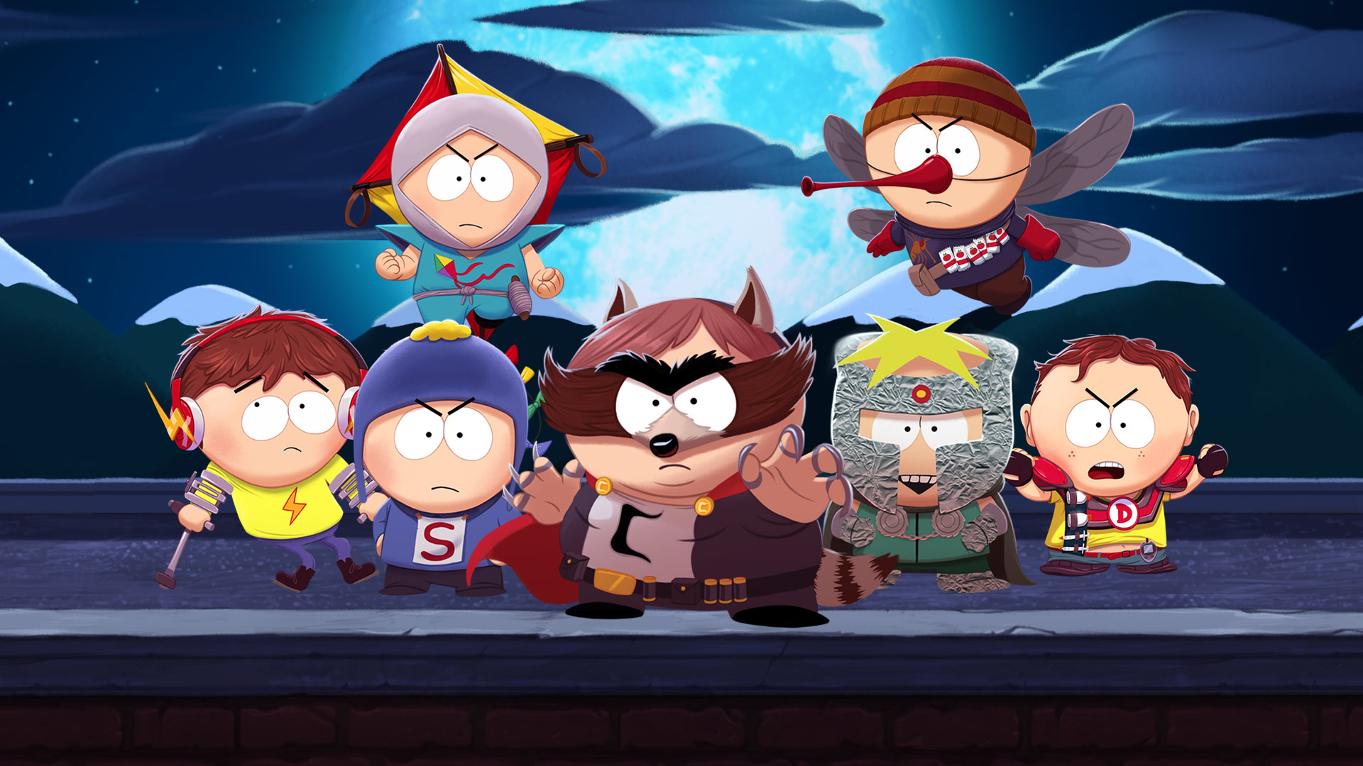 Steam Card Exchange Showcase South Park The Fractured But Whole 1920x1080