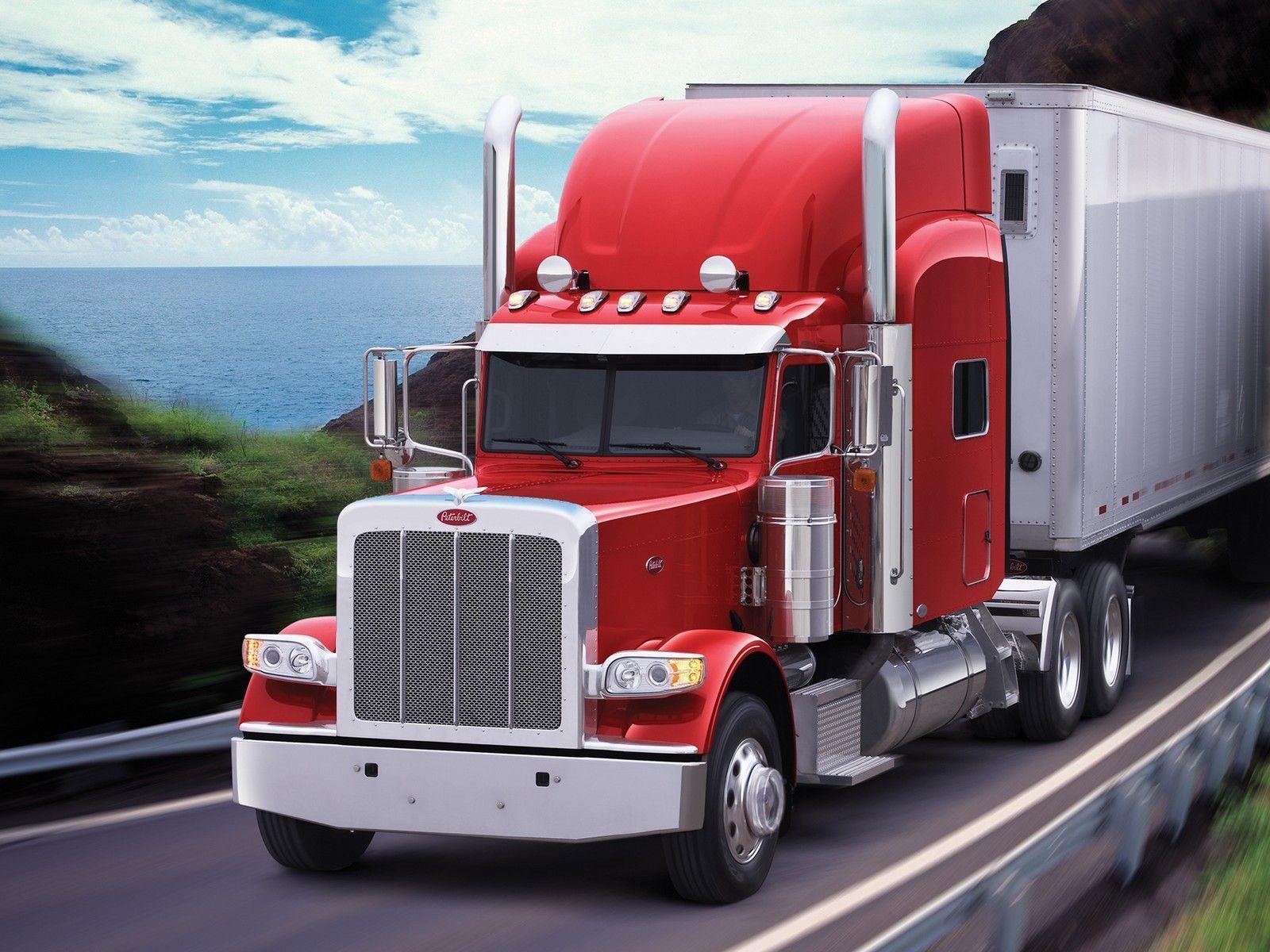 Semi Truck Wallpapers 1600x1200