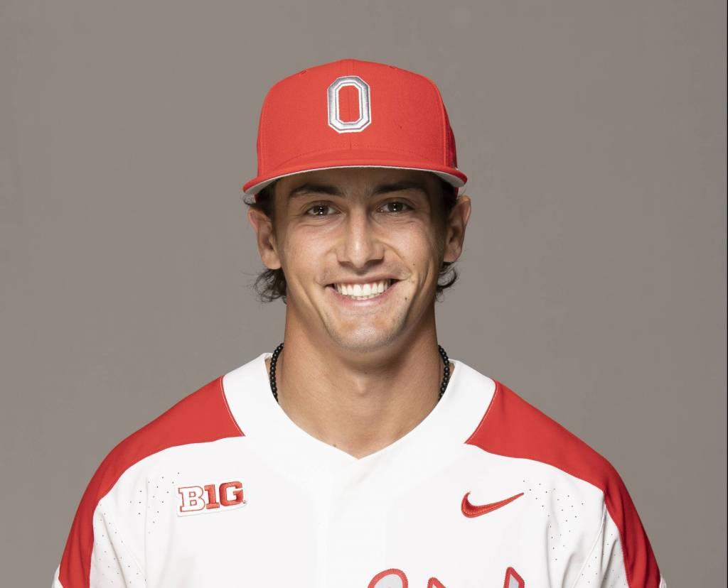Matt Carpenter Baseball Ohio State Buckeyes 1024x828