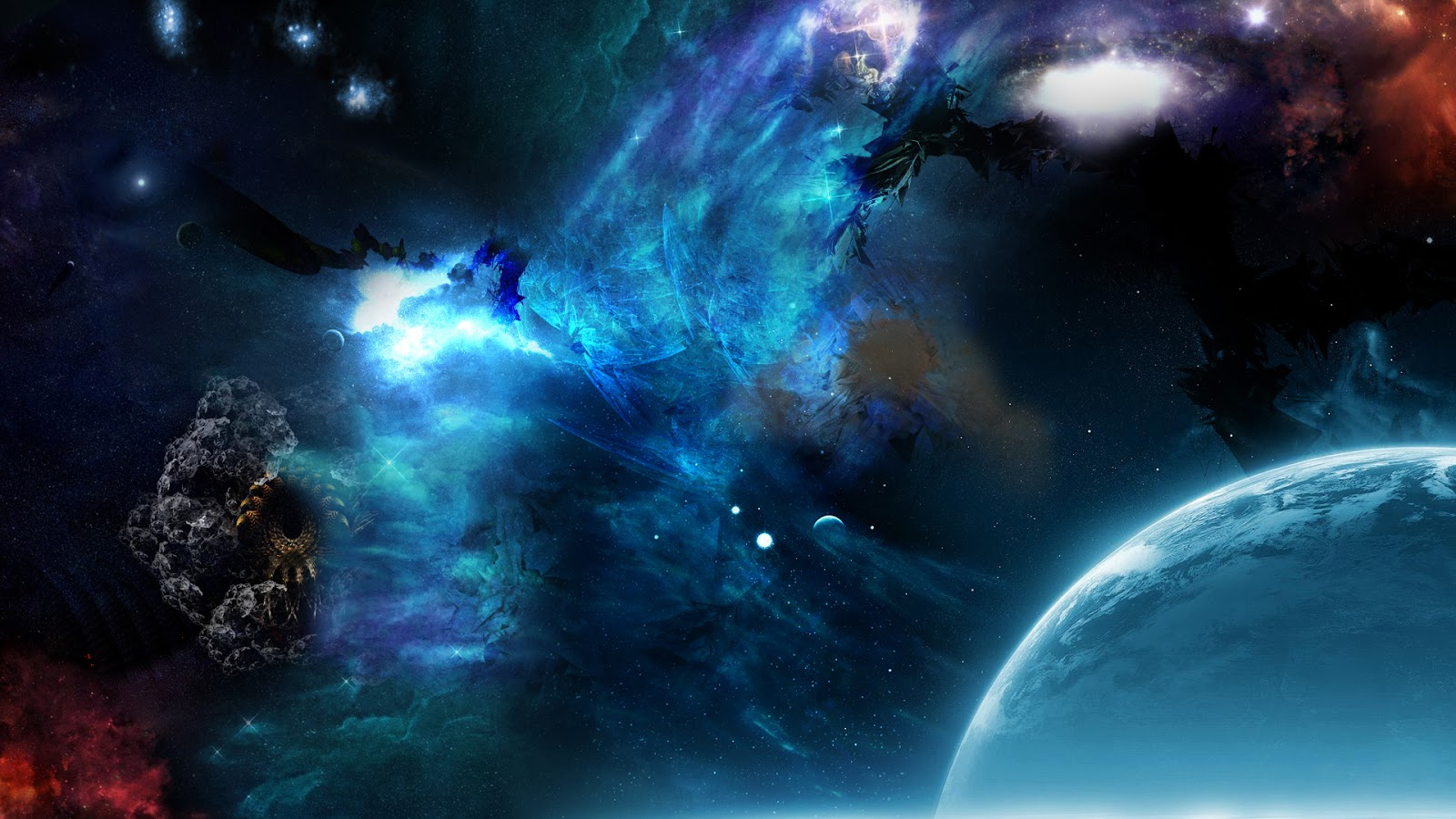 Wallpapers - Free Wallpapers | Desktop Backgrounds: Beautiful HD Space ...