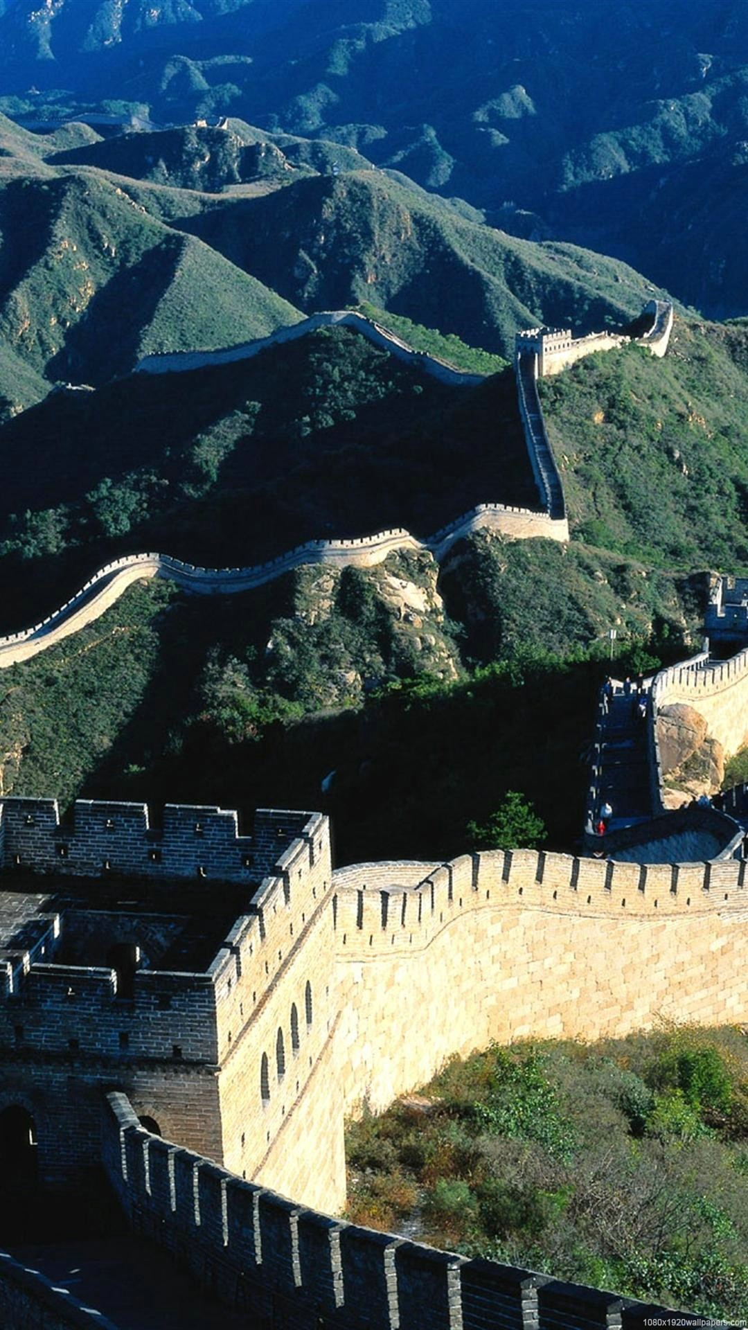 The Great Wall of China Wallpaper 51 images 1080x1920