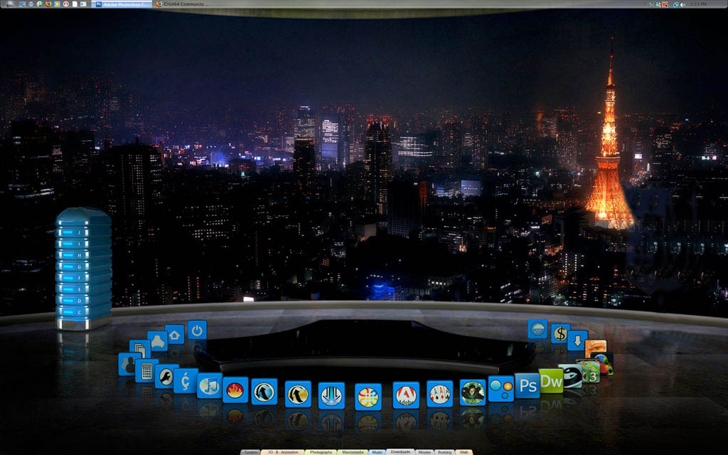 Скачать Бесплатно Темы Для Windows 7 3д - фото 3