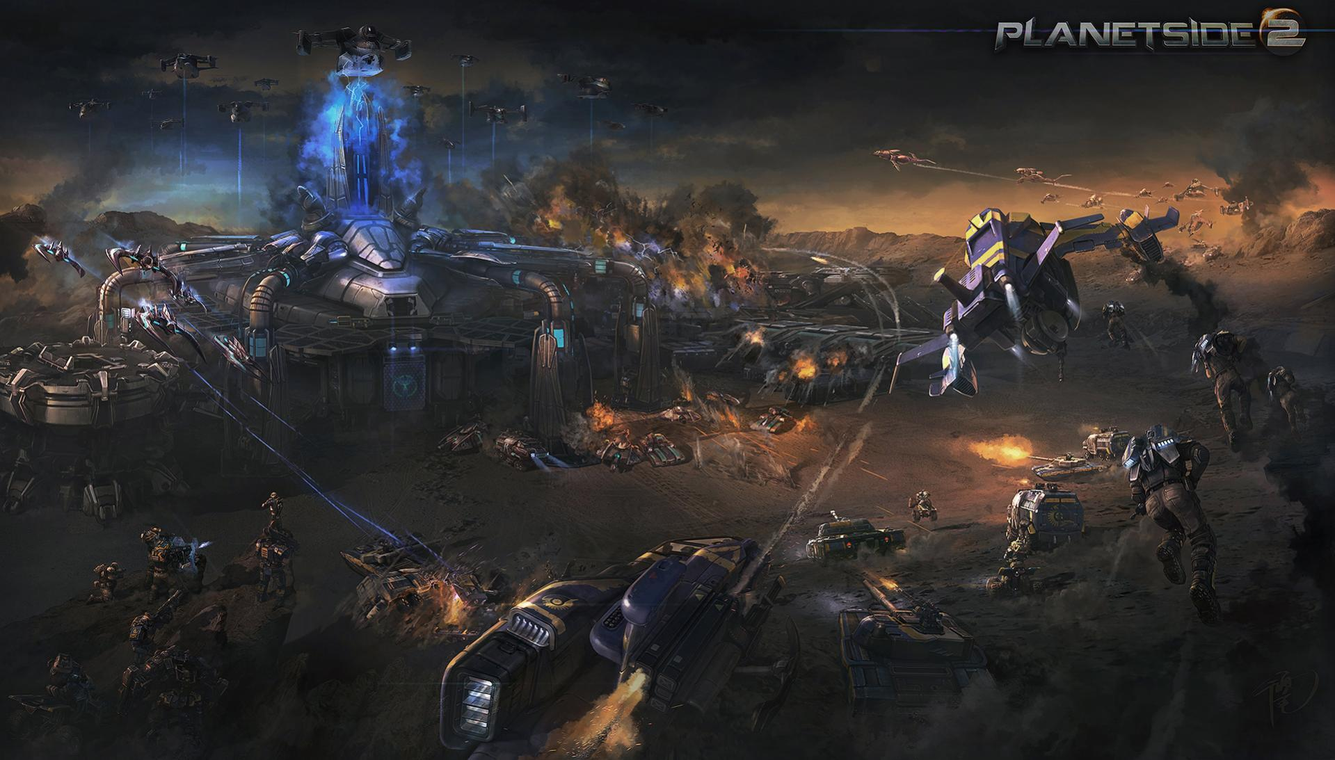 Planetside 2 HD Wallpapers and Background Images   stmednet 1919x1093