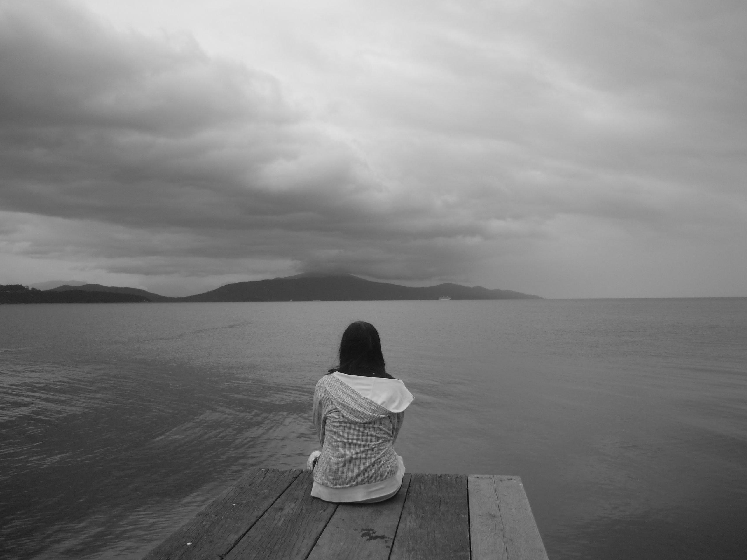 depression Sad Mood Sorrow Dark People Wallpapers HD 2560x1920
