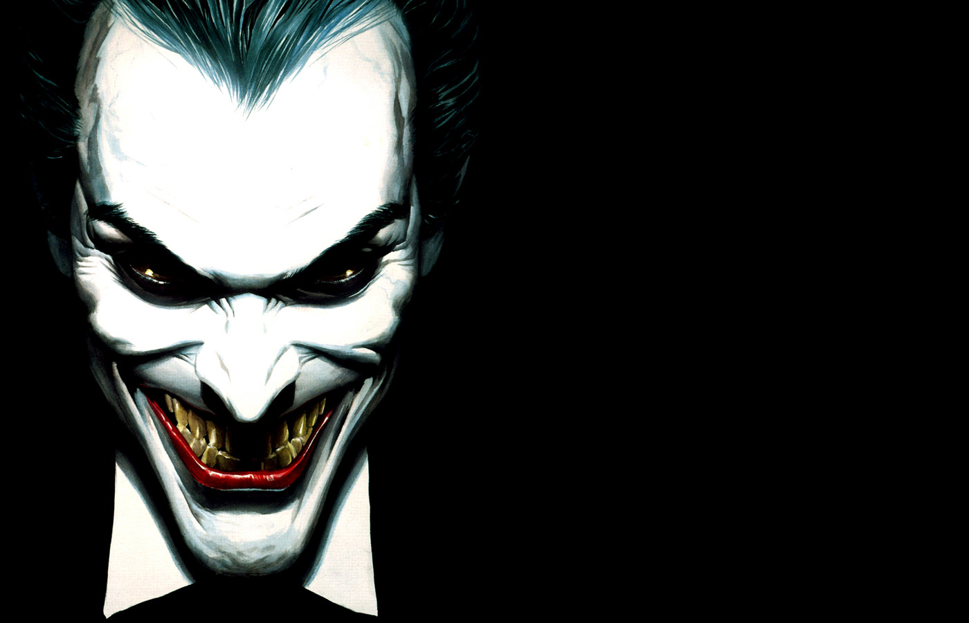 scary joker hd wallpaper image wallpaper collections