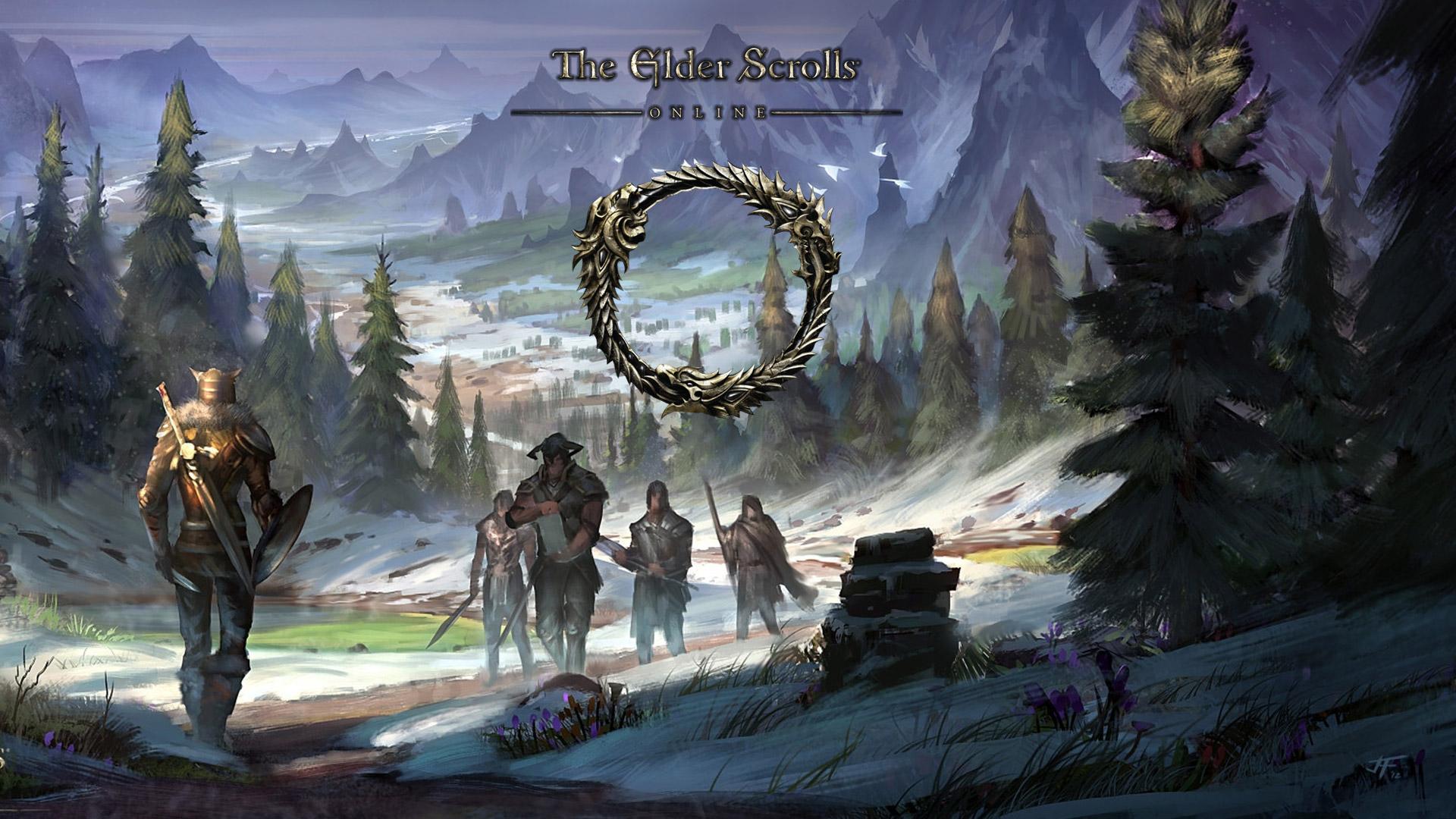 The Elder Scrolls Online wallpaper 7 1920x1080