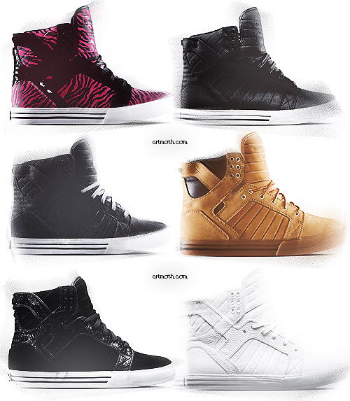 Supra Shoes Logo Wallpaper Supra sneakers variation 500x573