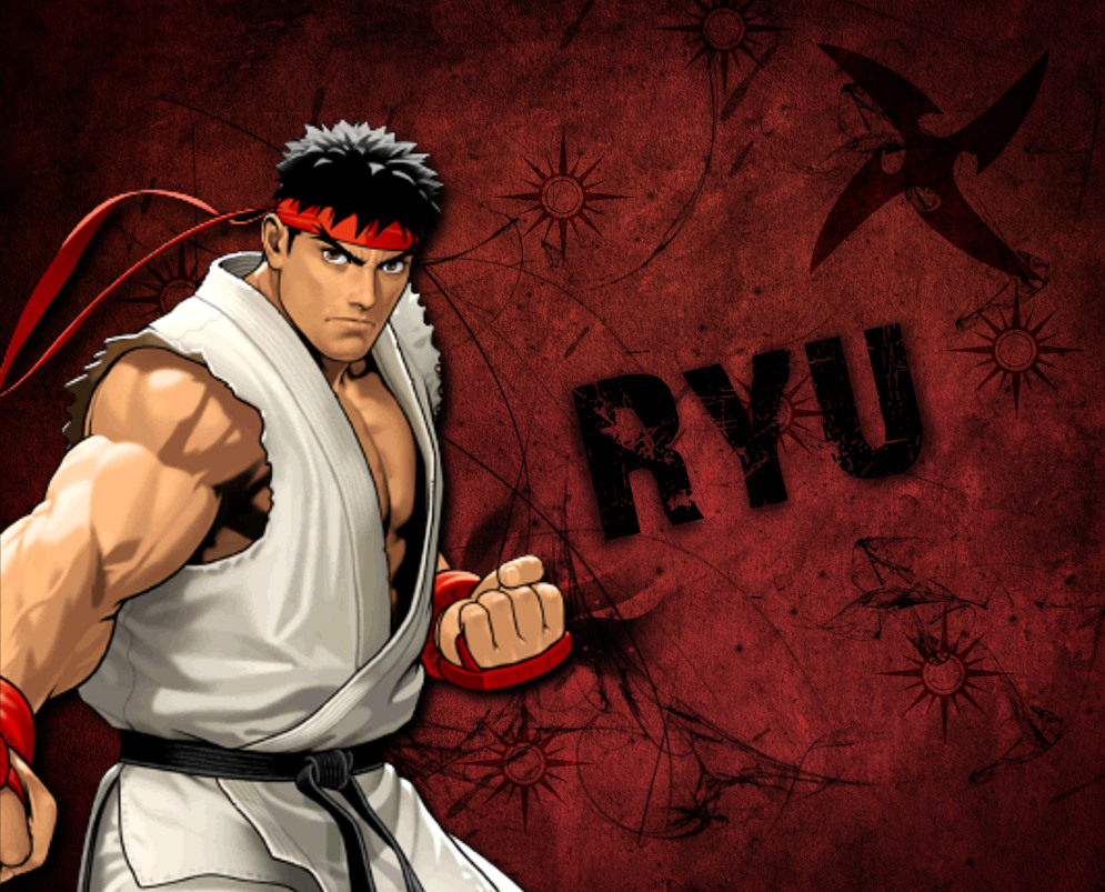 Free Download Street Fighter Ryu Wallpaper Ryu Street Fighter