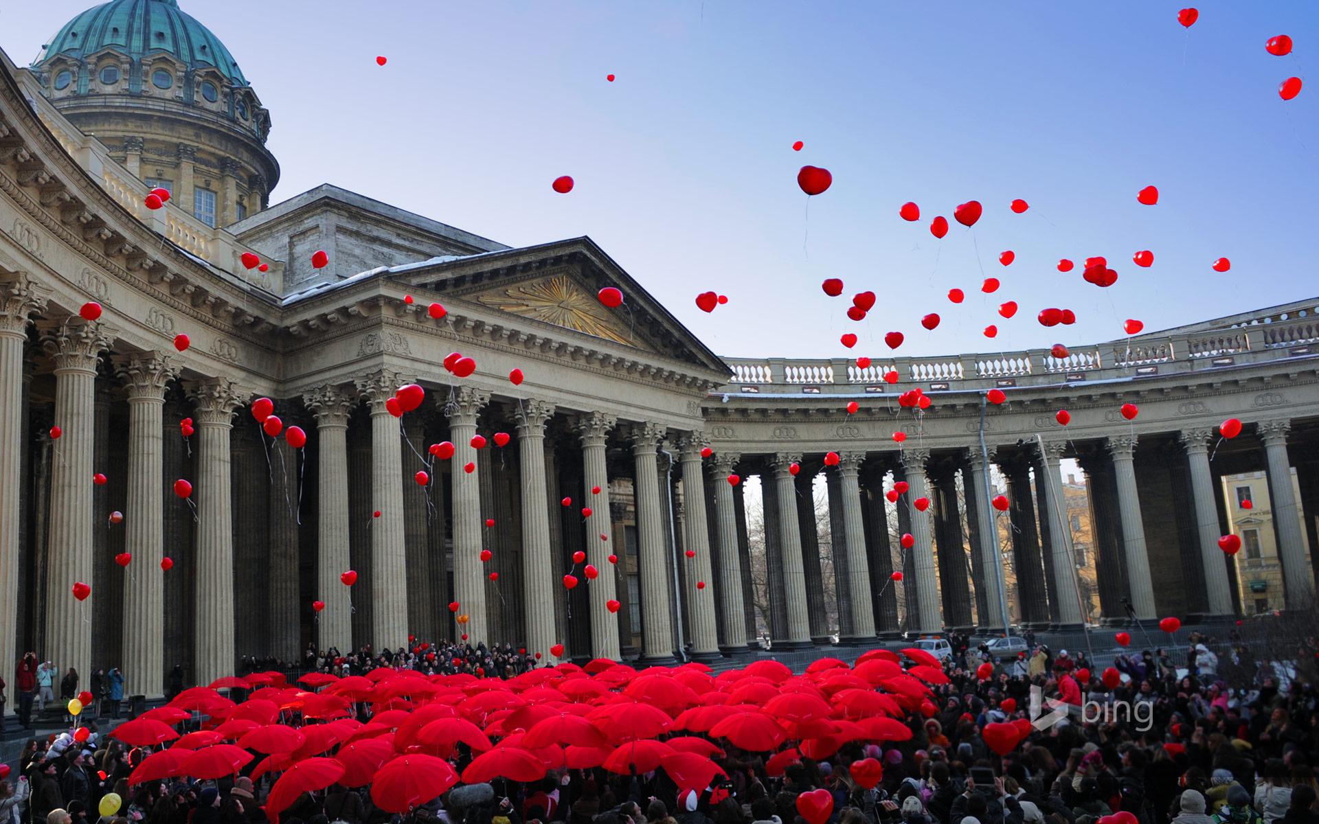 International Womens Day celebration in Saint Petersburg Russia 1920x1200
