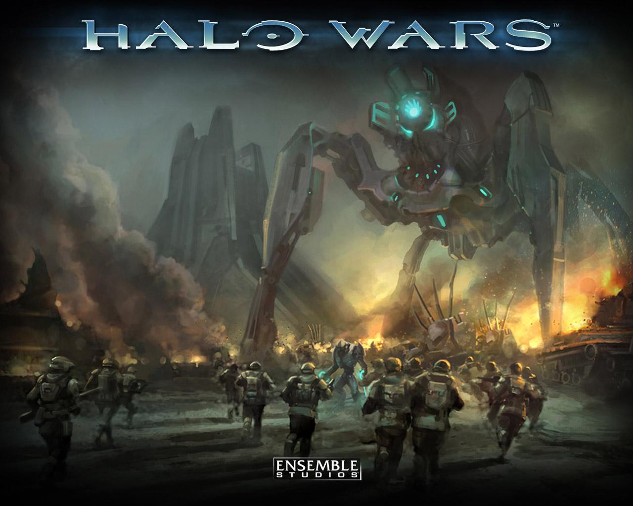 Halo Wars Elite Wallpaper Halo Wars Elite Wallpaper 4390 1280x1024