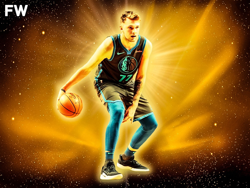 Luka Doncic Is Fast Becoming The Next Golden Boy With His Record 1024x768