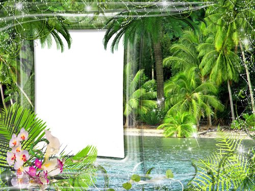 Photoshop Frames wallpapers downloads Neptunes Dreams 500x375