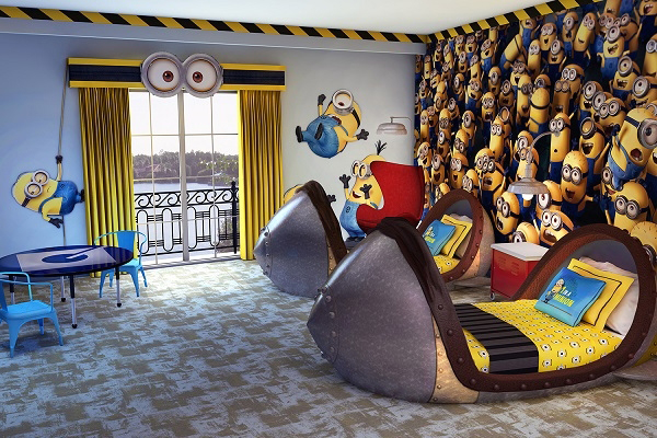 despicable me movie it inspires me create kid bedroom ideas with 600x400
