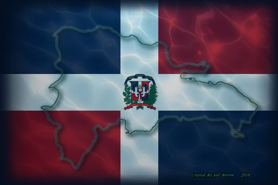 Dominican Flag My Dominican Wallpaper by superjay15 on 900x600