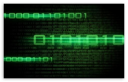Binary Code wallpaper 510x330