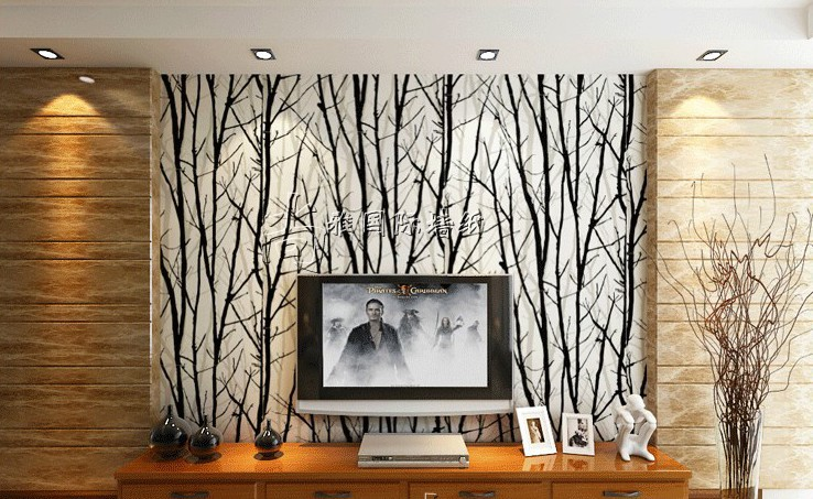 Wallpaper Wall paper Roll For living room bedroom TV backdropChina 738x453
