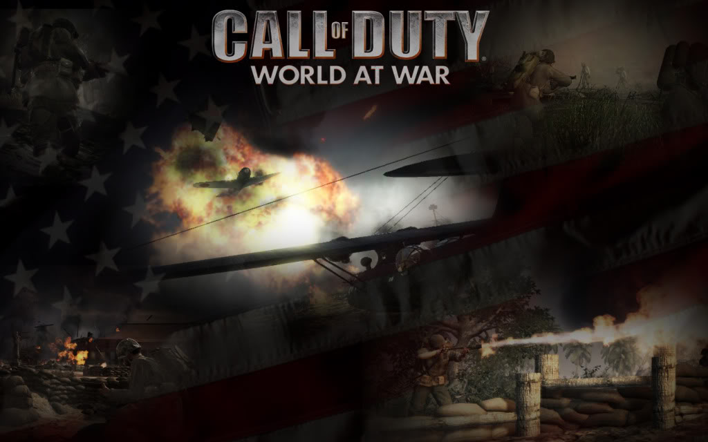 49 cod waw wallpaper on wallpapersafari - Call of duty world war 2 background ...