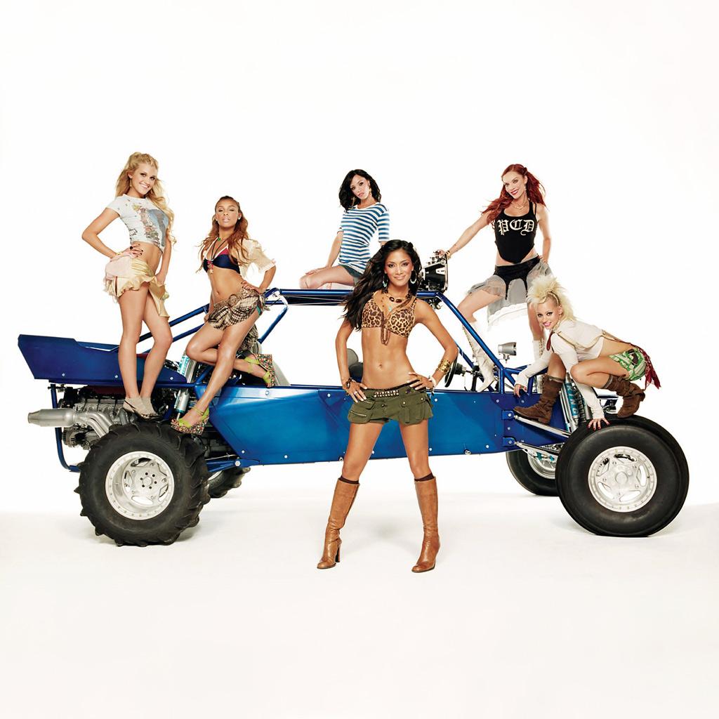 Music   Pussycat Dolls   Download iPadiPad2 Wallpaper 1024x1024