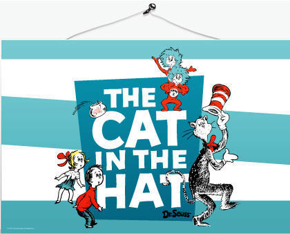 Cat in the Hat Movie images The Cat In The Hat Poster 420x338