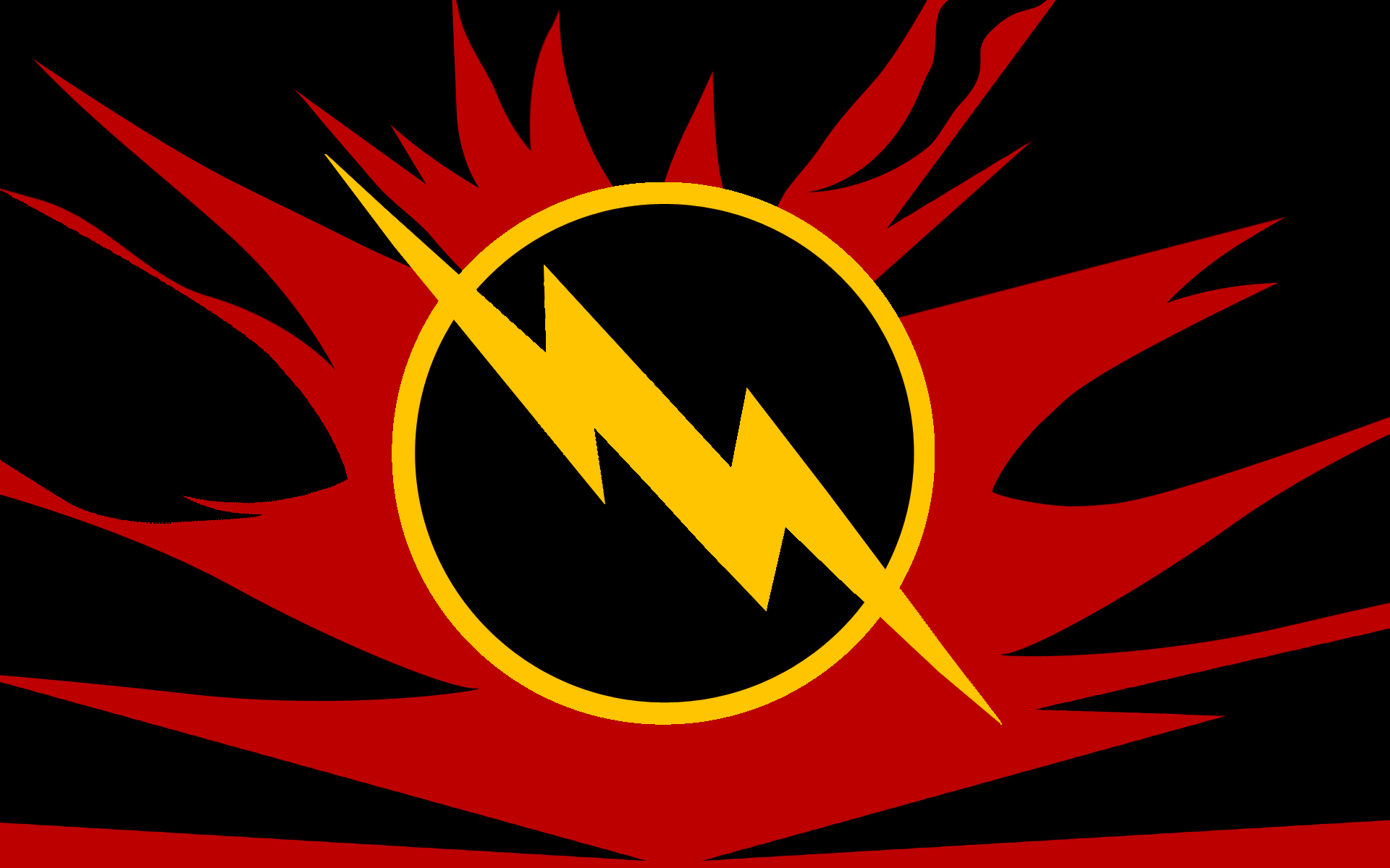 New 52 Reverse Flash by Angel Of DeathX1 1920x1200