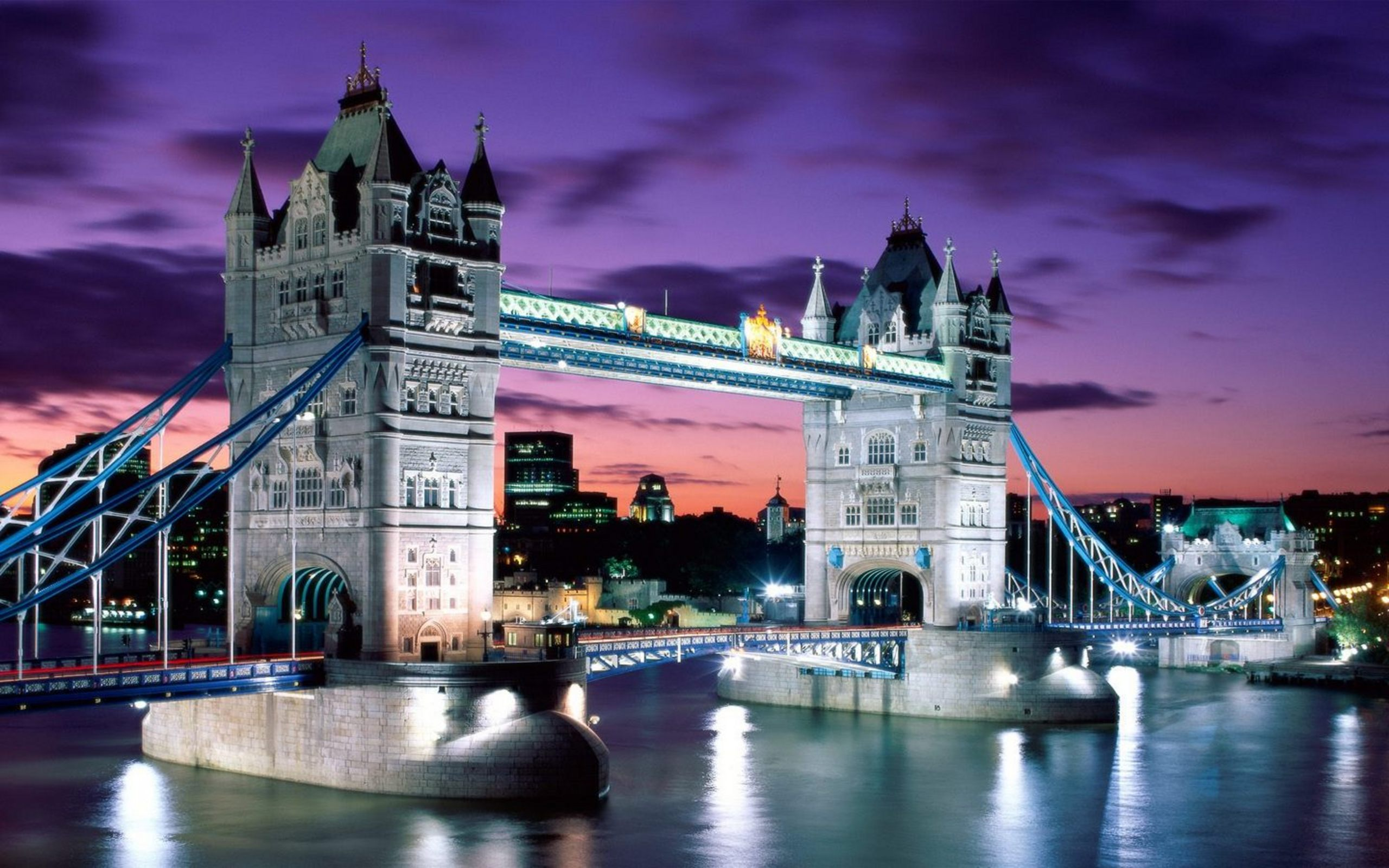 Tower Bridge England Wallpapers HD Wallpapers 2560x1600