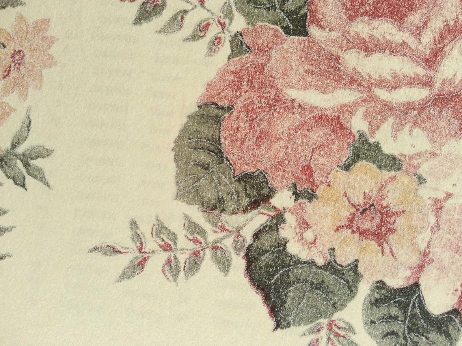 47 Victorian Floral Wallpaper On Wallpapersafari