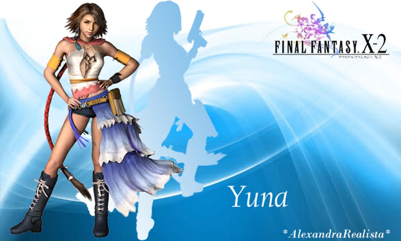 Final fantasy x wallpapers wallpapersafari - Final fantasy yuna wallpaper ...