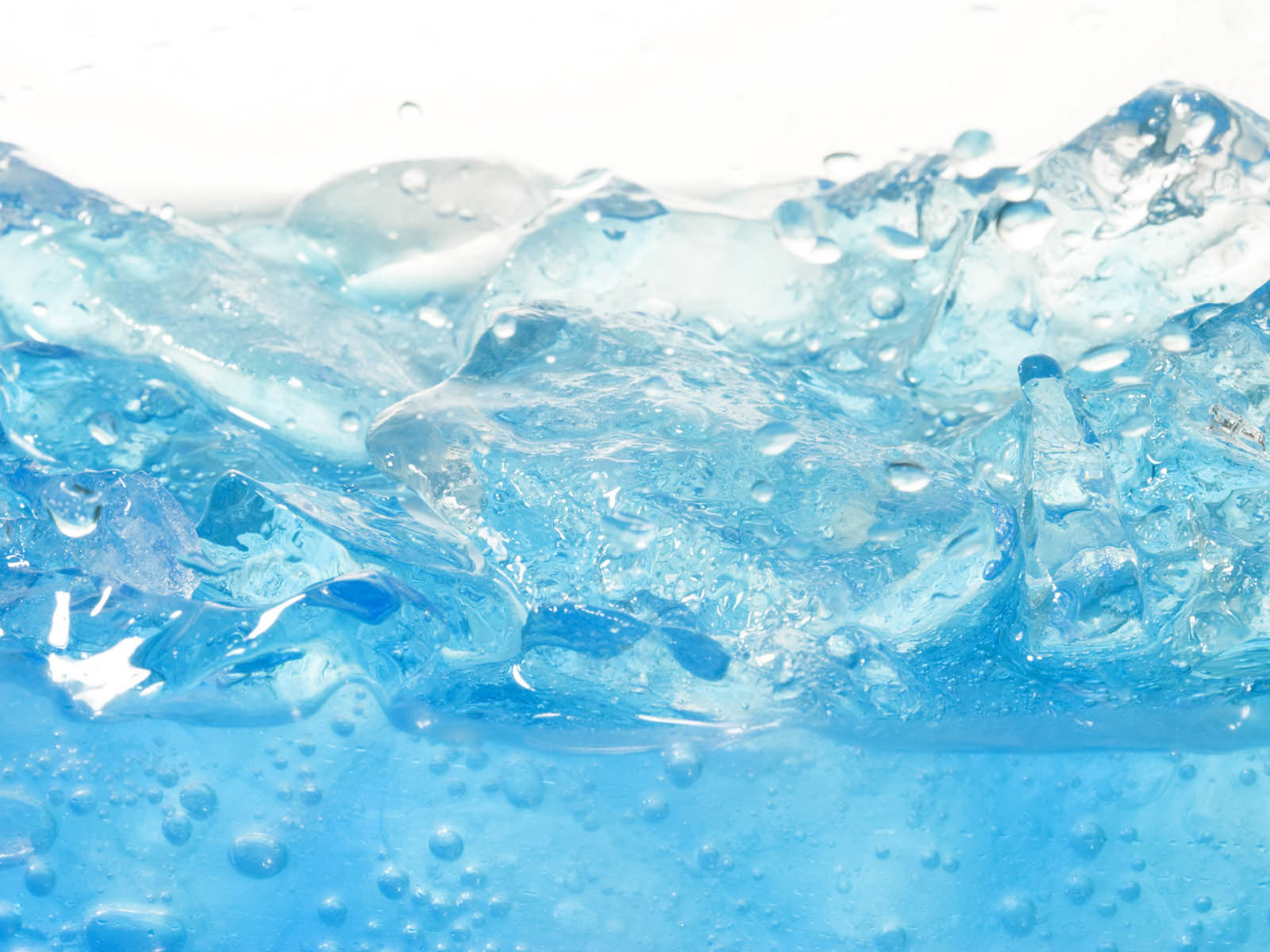 wallpaper Crystal Blue Water Wallpapers 1600x1200