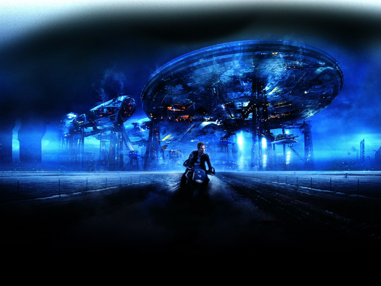 Star Trek 2009 wallpaper   FreeMovieWallpapersorg 1600x1200