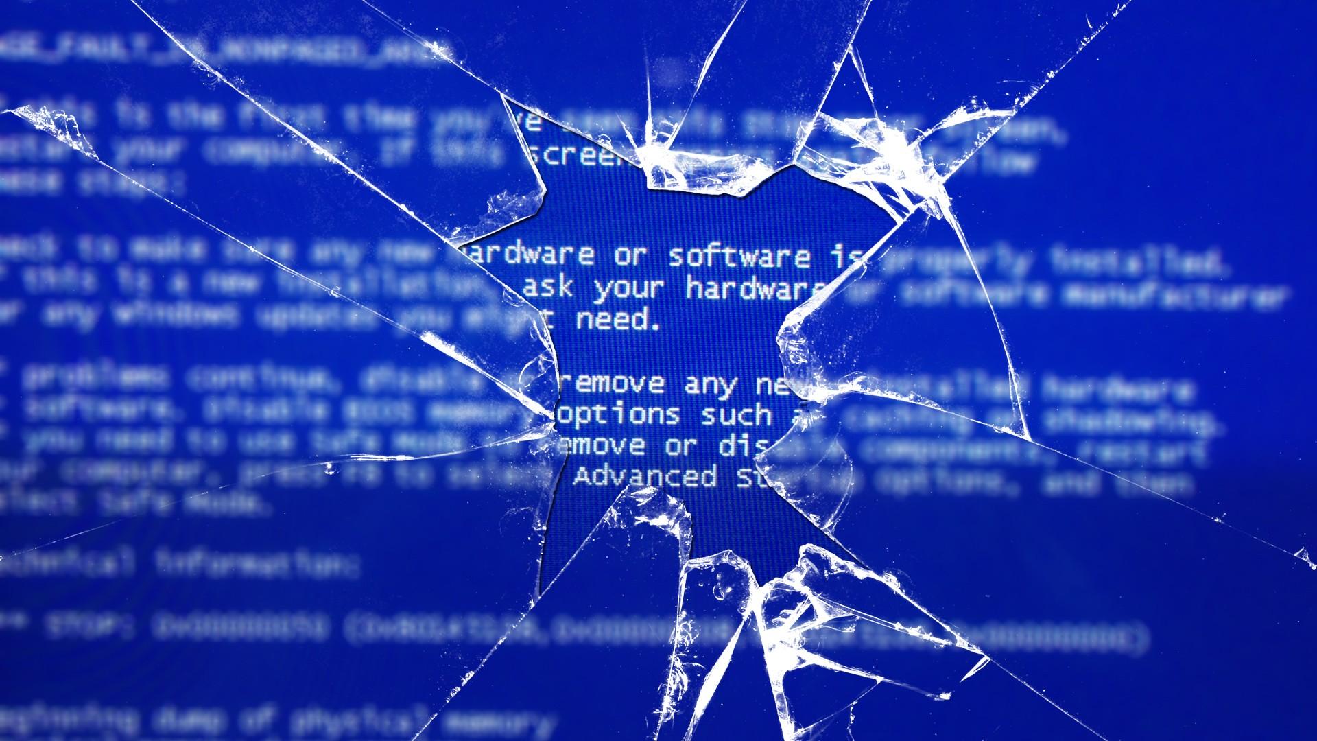 screen cracked wallpaper broken wallpapers realistic freewares 1920x1080