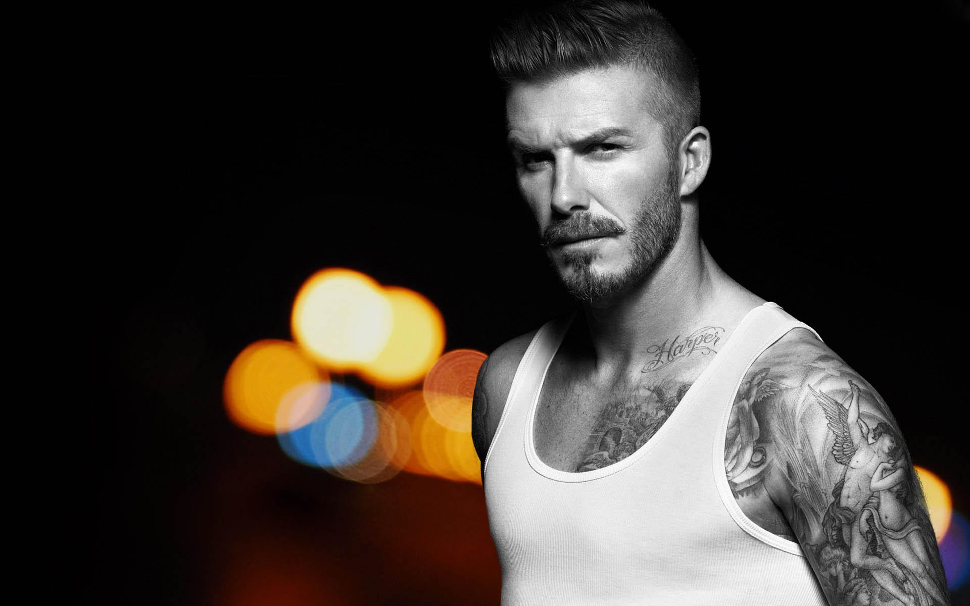 David Beckham PSG HD Wallpaper