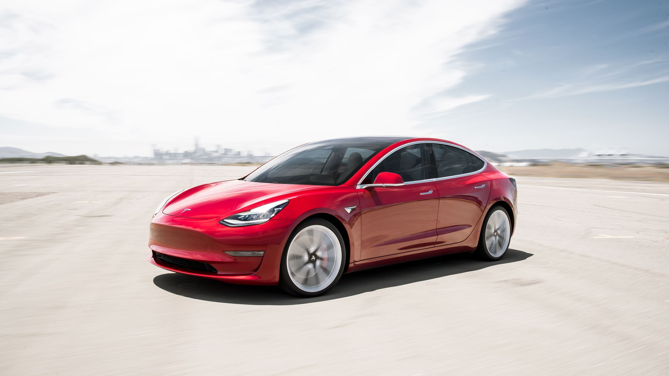 Tesla Model 3 Wallpapers   Top Tesla Model 3 Backgrounds 2560x1440