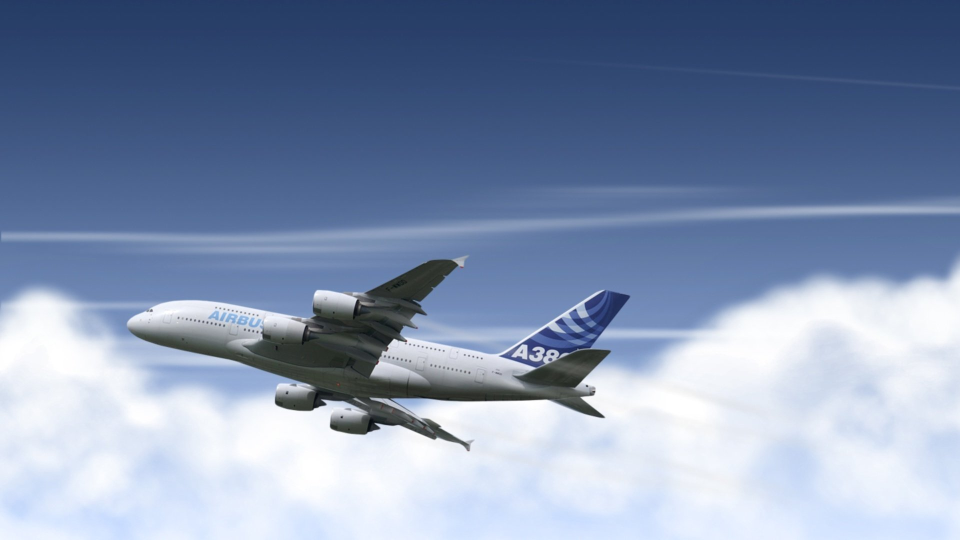 Airbus A380 wallpaper 2880 1920x1080