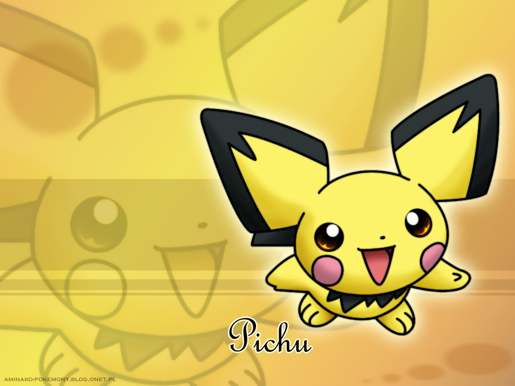 Download Pichu Wallpaper Hd wallpaper [1024x768] 74 Pichu 1024x768