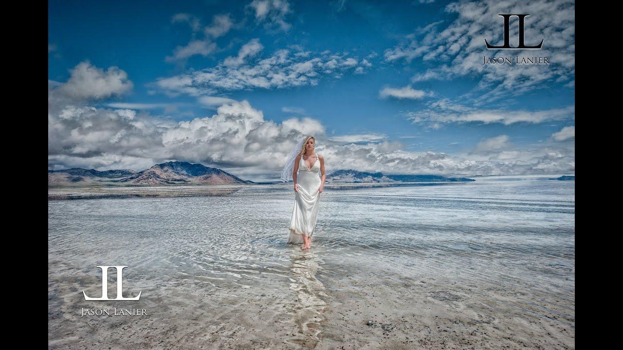 Bonneville Salt Flats Utah Photography at a Jason Lanier 1280x720